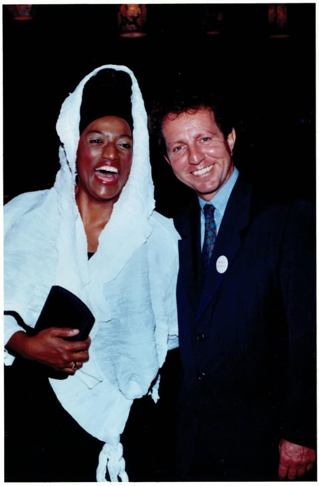 Two decisions that saved Jessye Norman