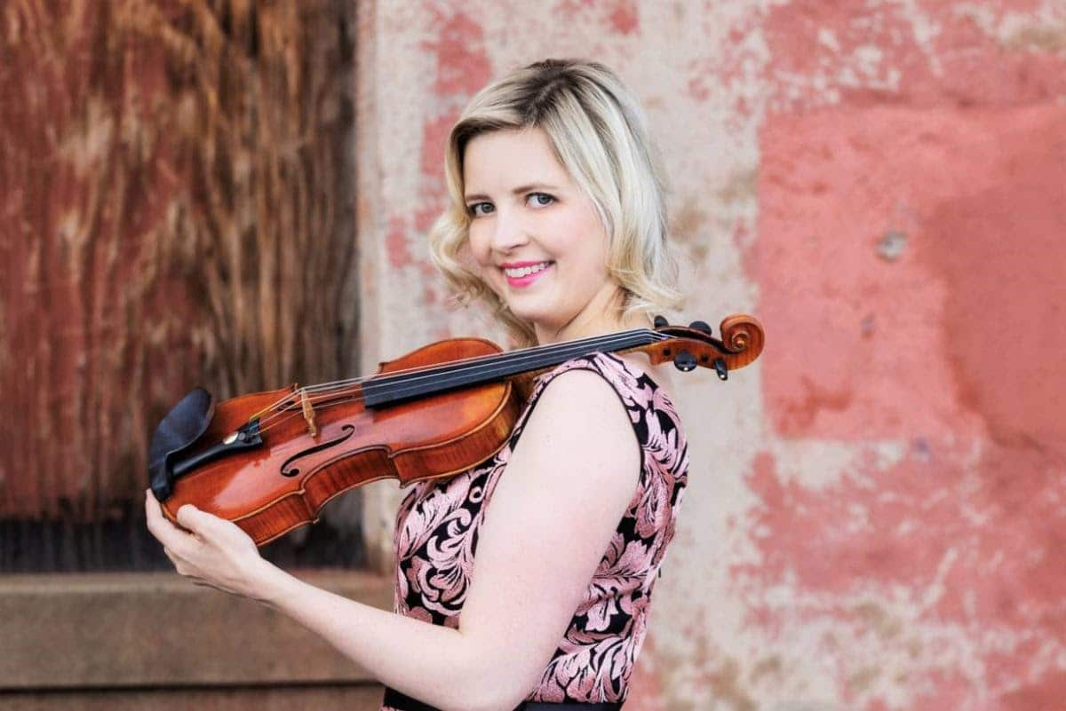Hollywood has new concertmaster