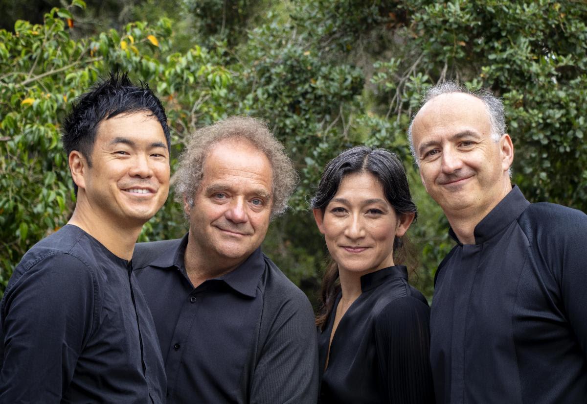 Star quartet replaces viola