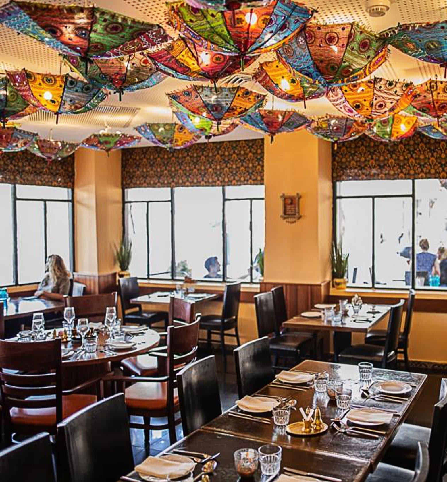 Where Zubin Mehta takes his musicians to dinner