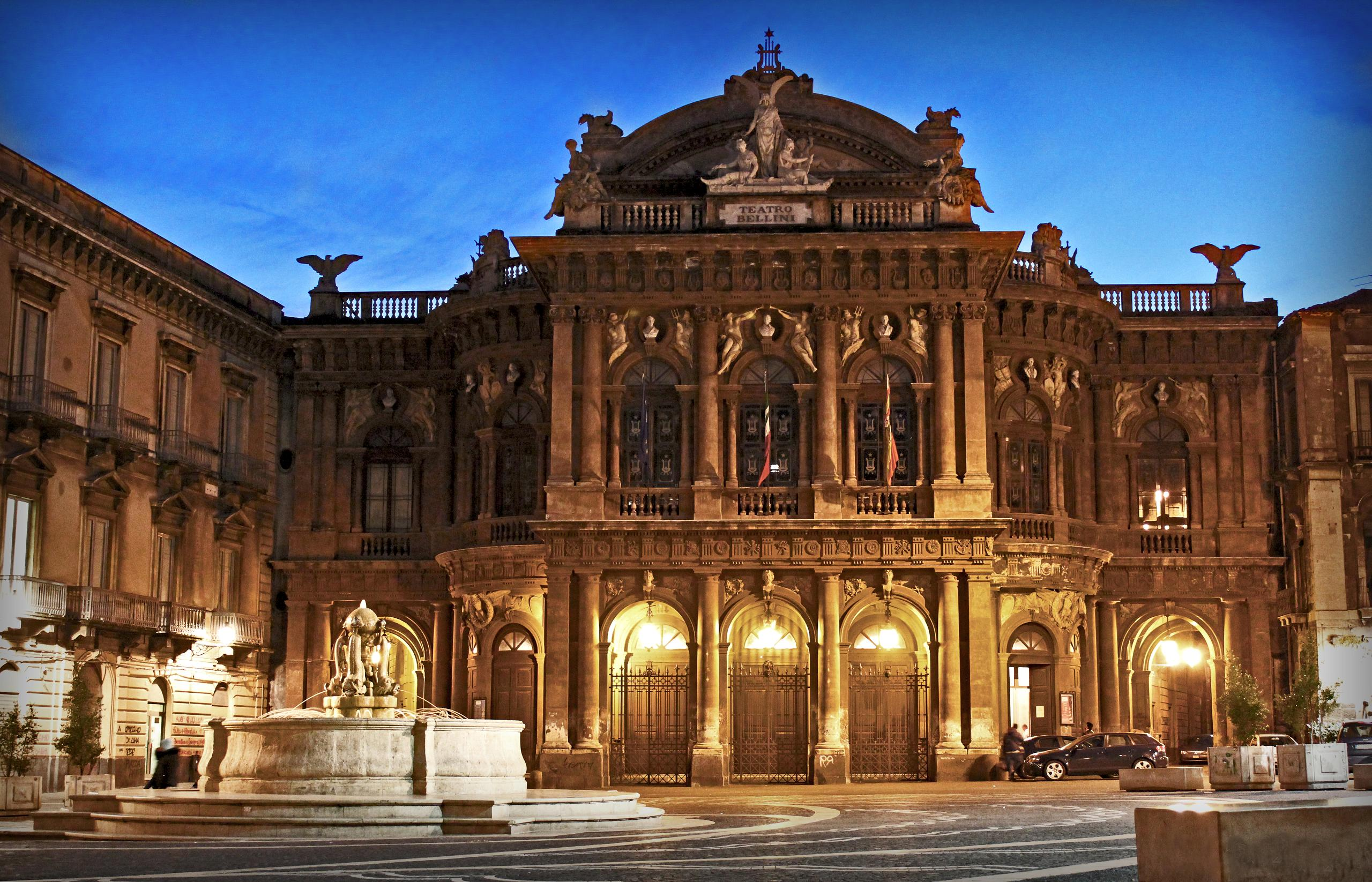 Tragedy: the music stops at Teatro Bellini