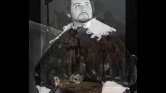 Death of a splendid Italian tenor, 85