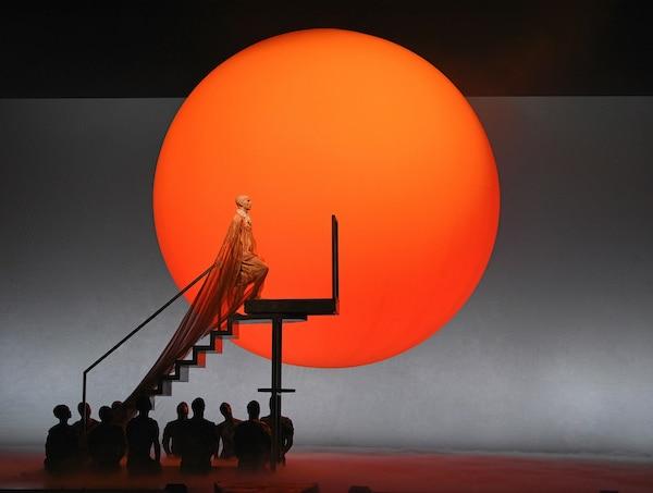 The Met's Akhnaten: One of its finest nights