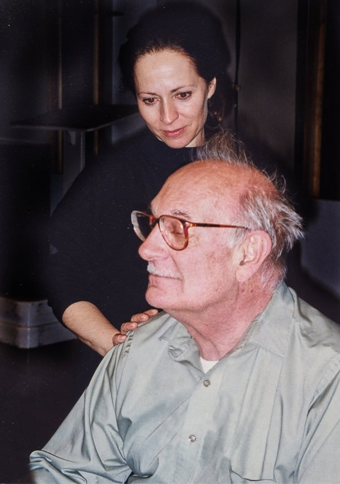 US composer mourns his daughter