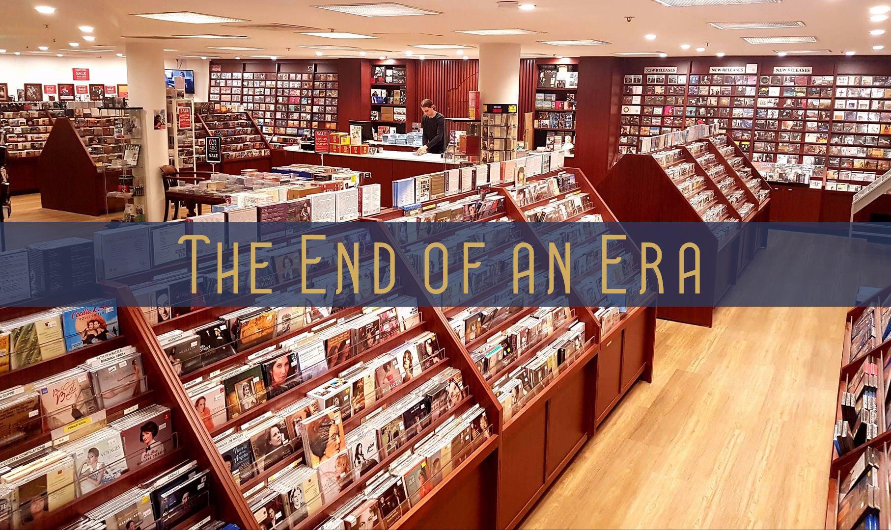 Australia loses its last classical record store