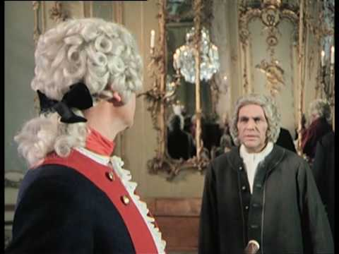 When Bach met Frederick the Great on East German TV