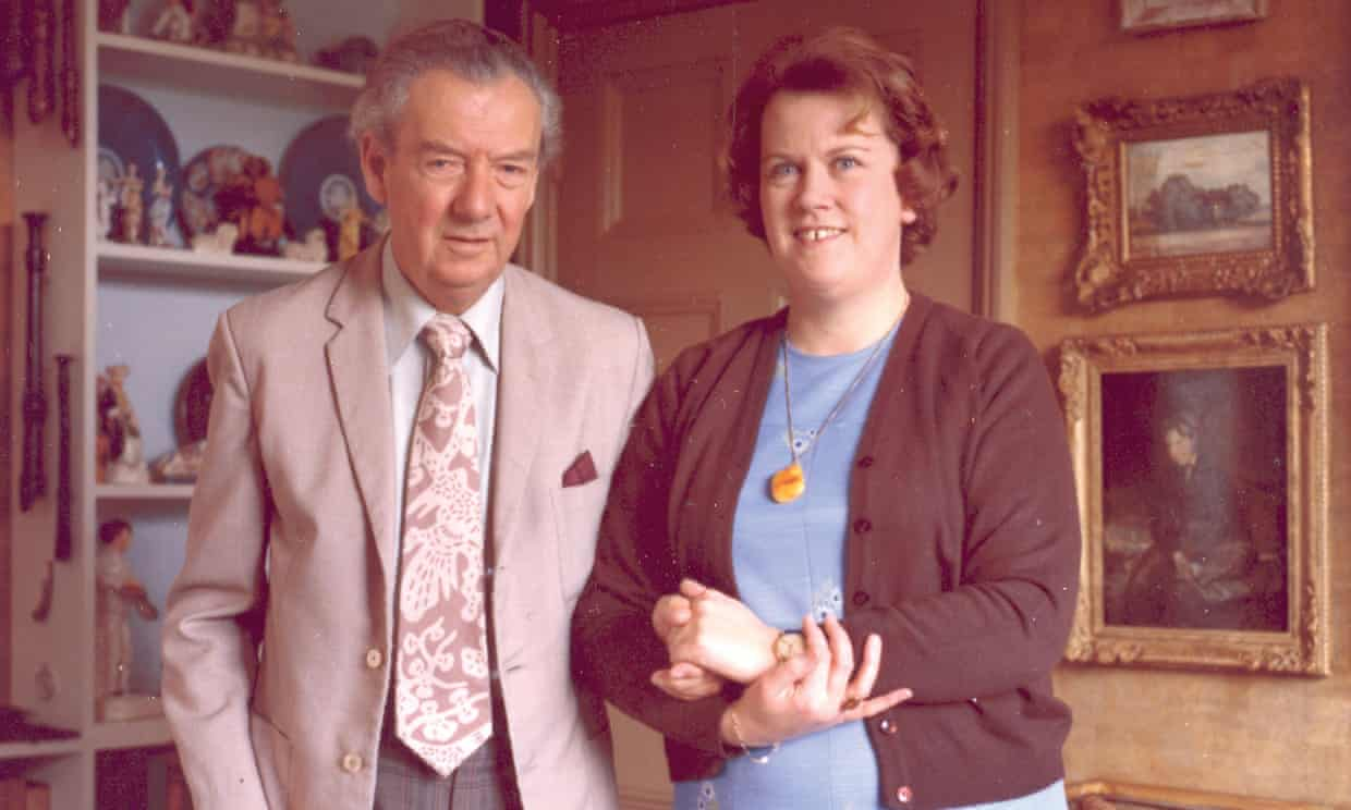 The woman who extended Britten's life