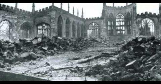 Britten's War Requiem is cancelled due to rocket fire