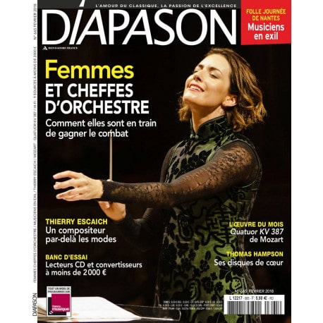 Fears for Diapason after editor leaves