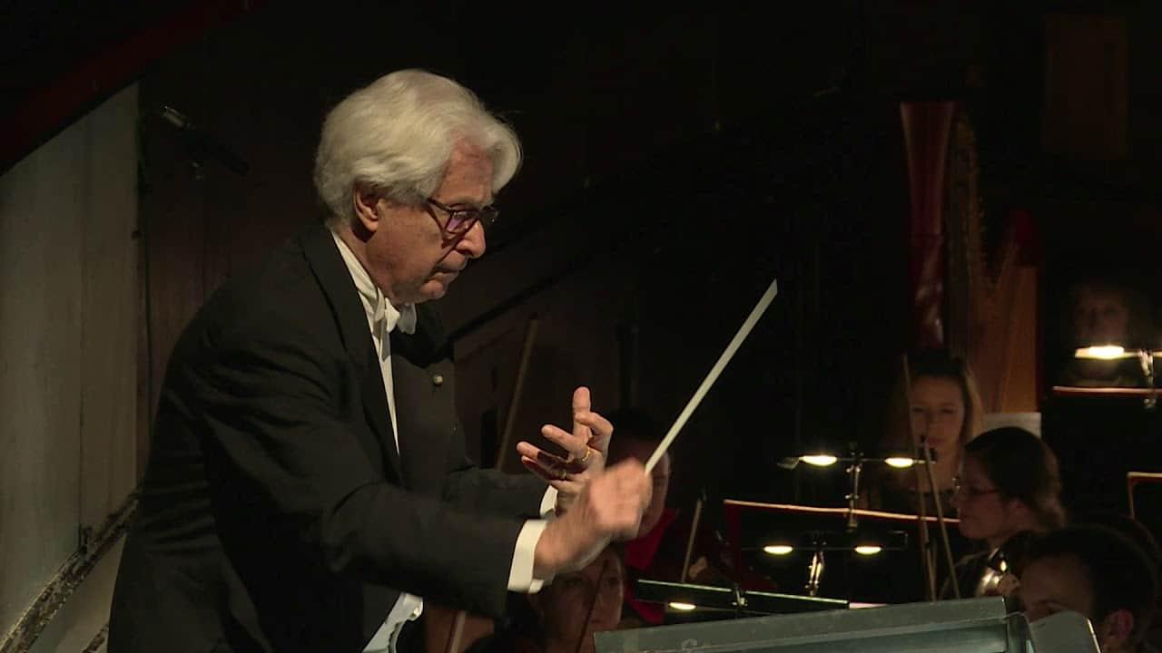 Death of an Italian maestro, 86