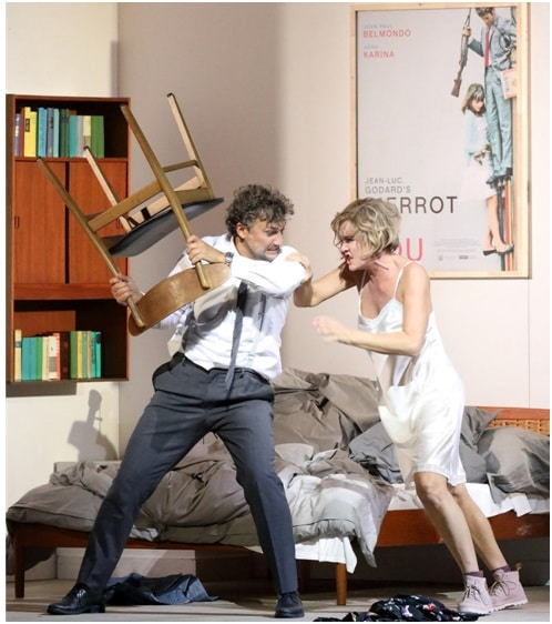 First-night raves for Kaufmann in Tote Stadt