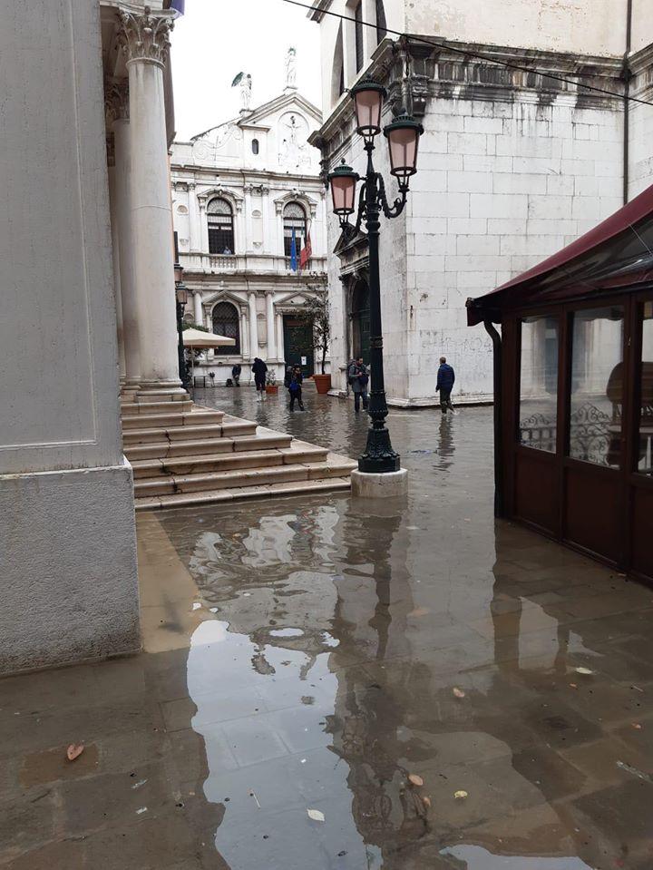 One more flood will finish La Fenice