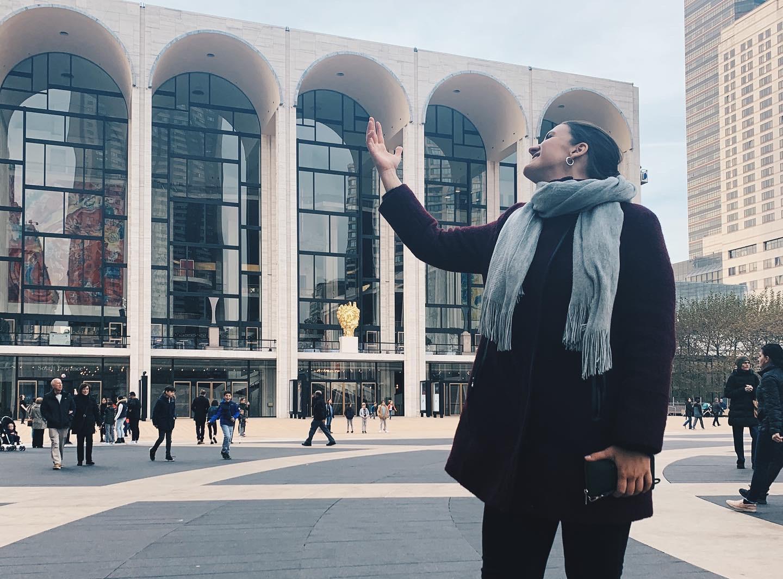 Lise Davidsen's Met debut: first review