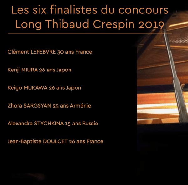 Martha picks 2 French finalists