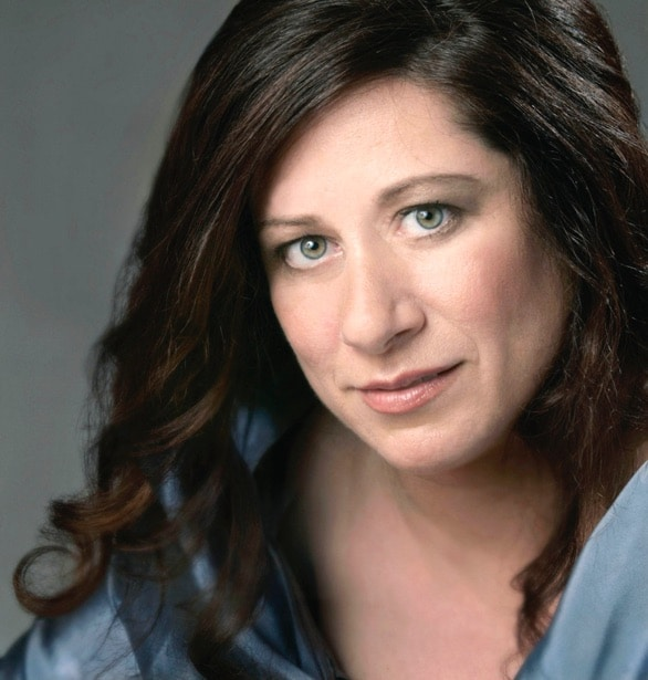 An American soprano dies in France