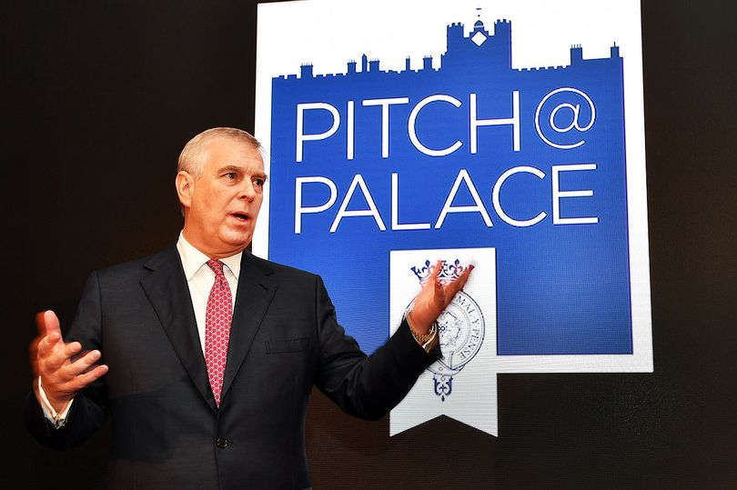 Even Royal Philharmonic rubs out Prince Andrew