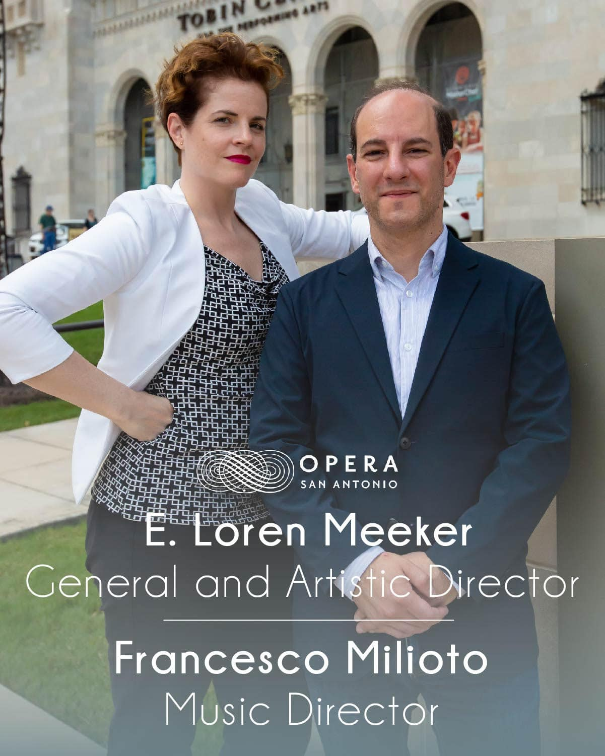 US opera changes executive and music directors