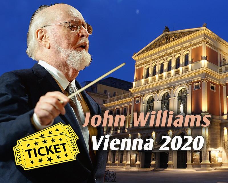 We review John Williams's no-star wars