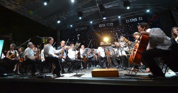 US label restores Serbia's oldest orchestra