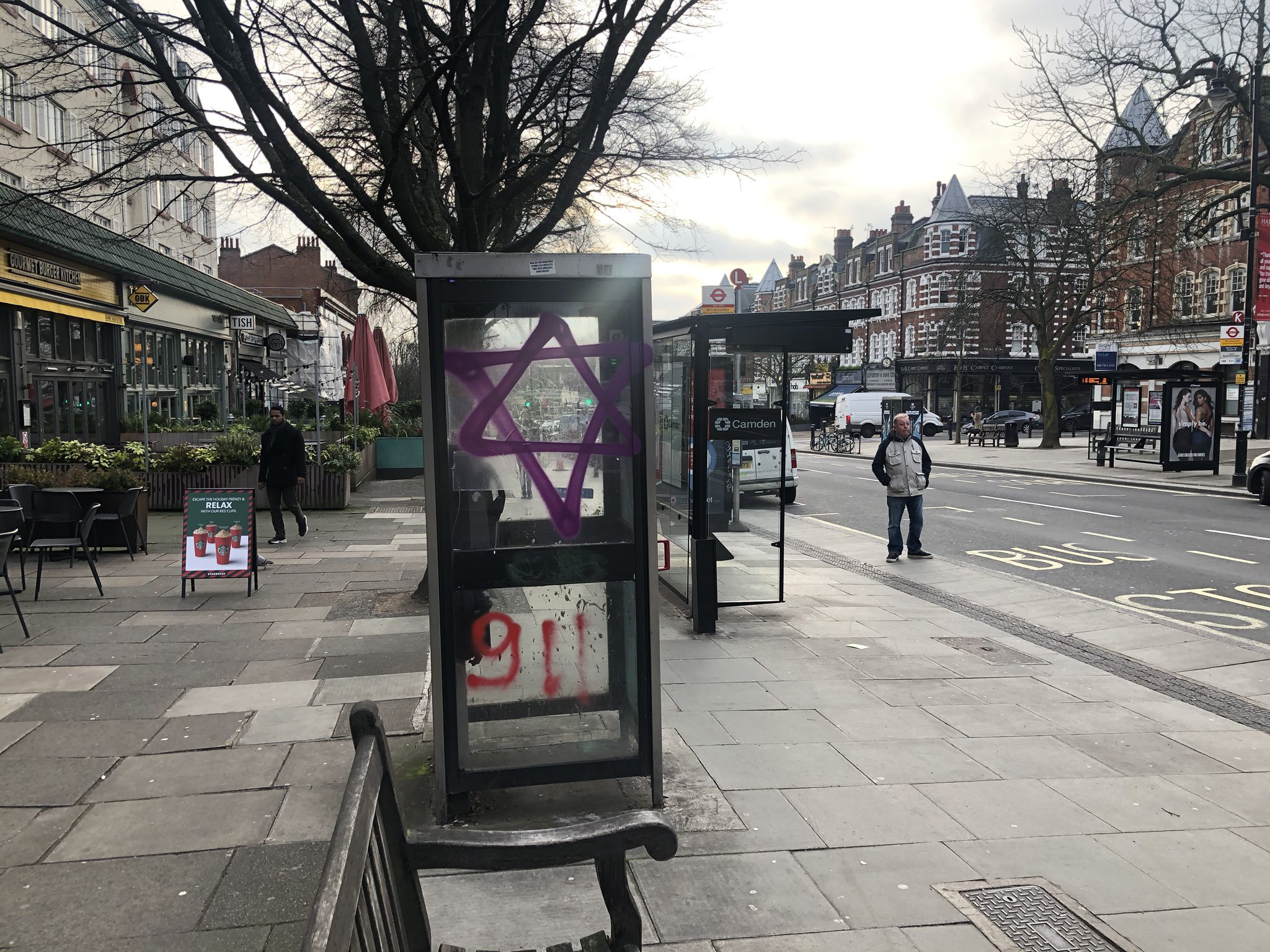 Where are you? With Artists Against Antisemitism