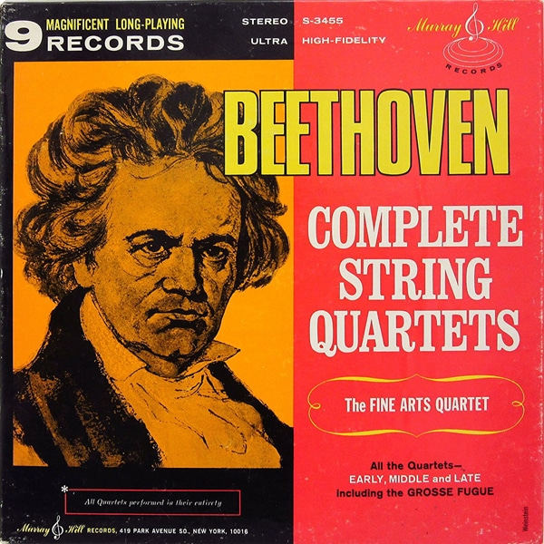 Welcome to the Slipped Disc/Idagio Beethoven project