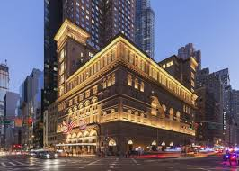 Carnegie Hall writes off 2020