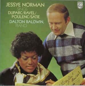 Bleak day: Jessye Norman's accompanist has died