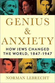 Genius and Anxiety is published today in the US and Canada