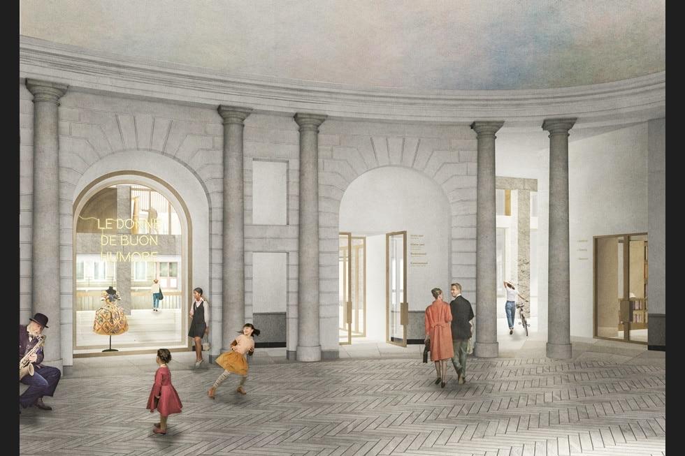 Brits get to buld Belgium's next opera house
