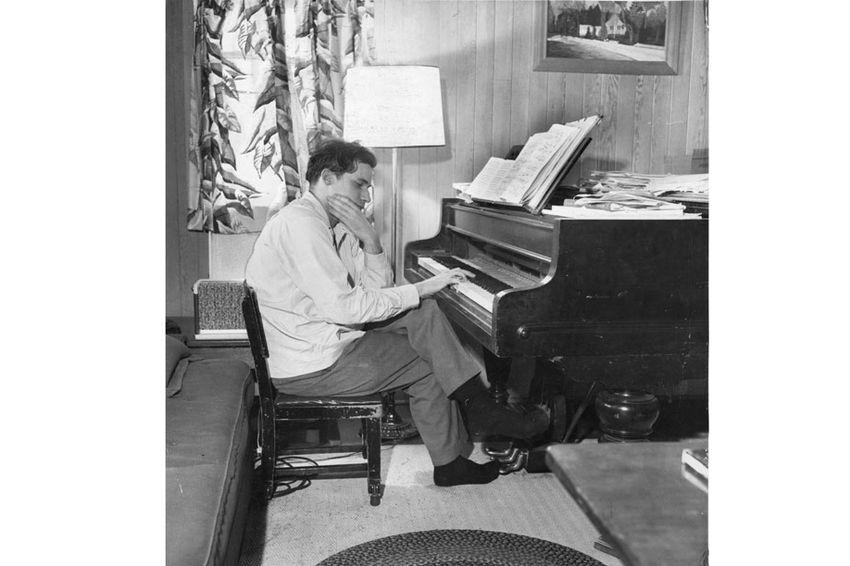 Unheard Glenn Gould: Getting into Beethoven