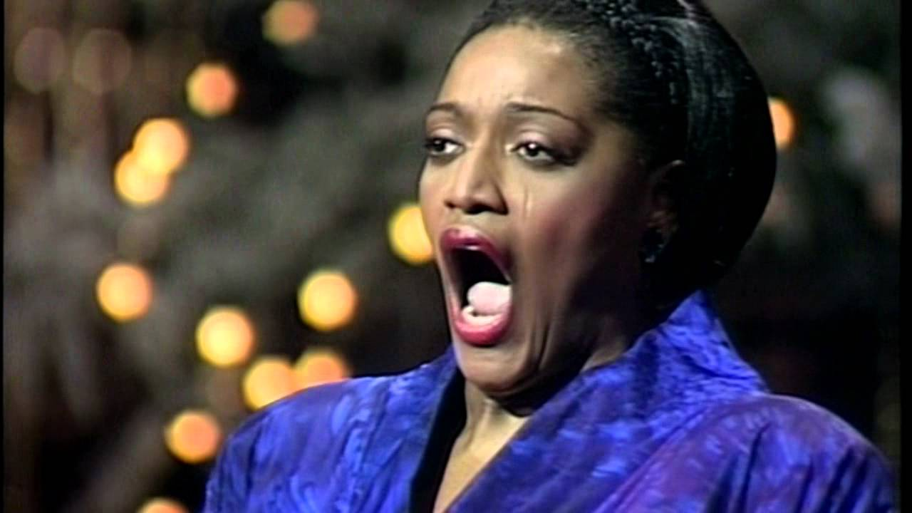 Kaddish for Jessye Norman