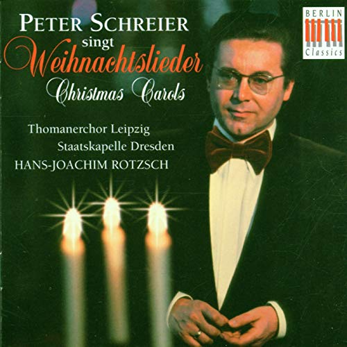Peter Schreier died on Christmas Day