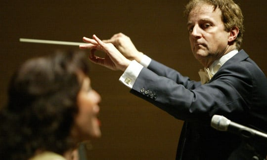 Sudden death of a Swiss conductor, 67