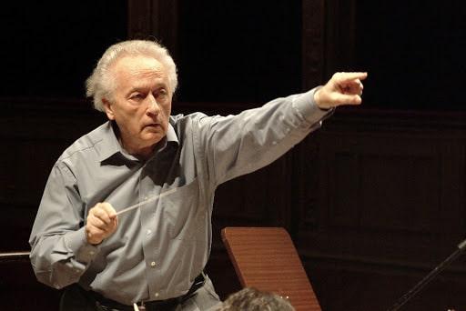 Death of a German maestro, 90