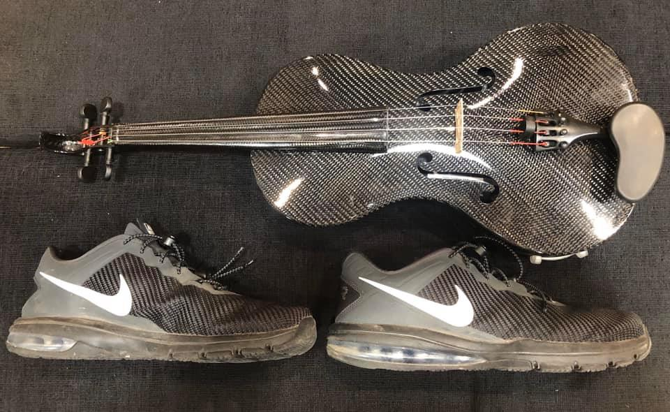 A free viola with every pair of trainers