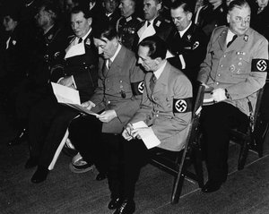 The opera that Hitler sketched