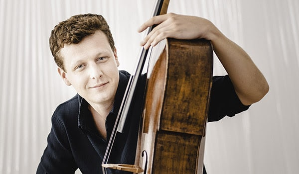 Cellist is named chamber orchestra chief