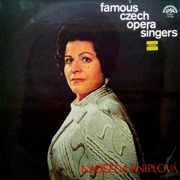 Death of a major Czech soprano, 87