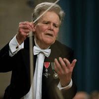 Death of UK's longest serving conductor