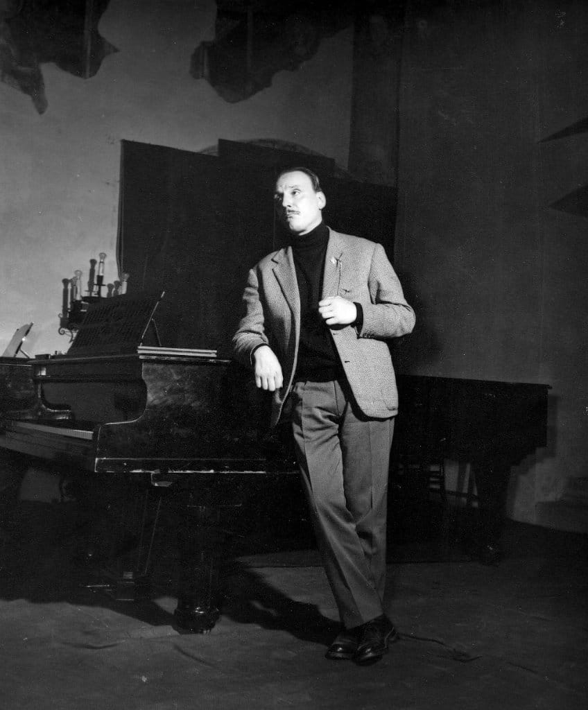 The mystery pianist who might be Michelangeli
