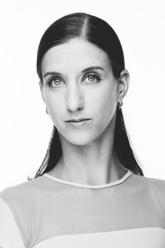 Ex-dancer is named conductor in residence
