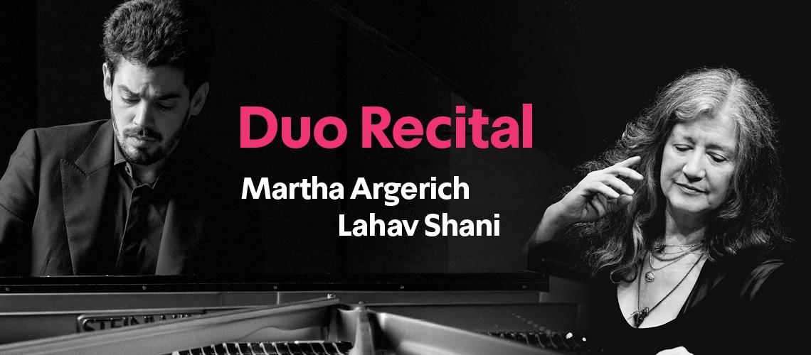 Israel Phil breaks Shabbat for Martha Argerich recital