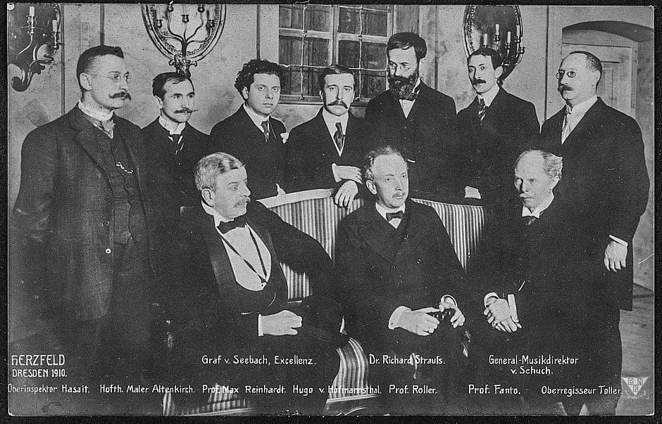 Dresden blows open Richard Strauss copyrights