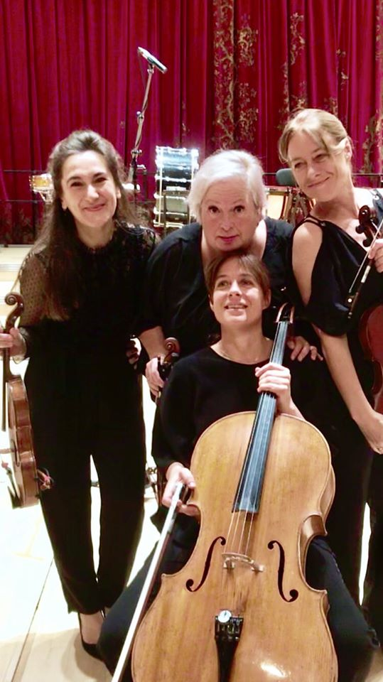 US denies visa because 'there are too many string quartets in the US already'