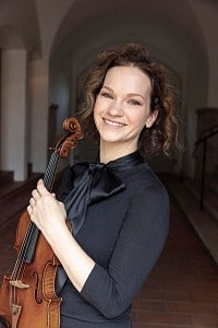 Hilary Hahn claims 1.5 million streams for new album