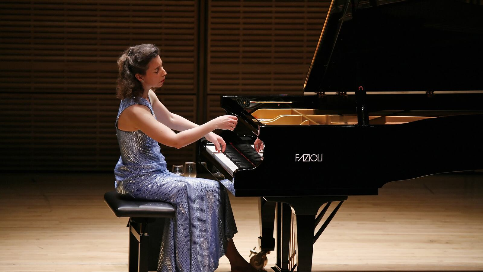 Why Angela Hewitt's piano moved the world