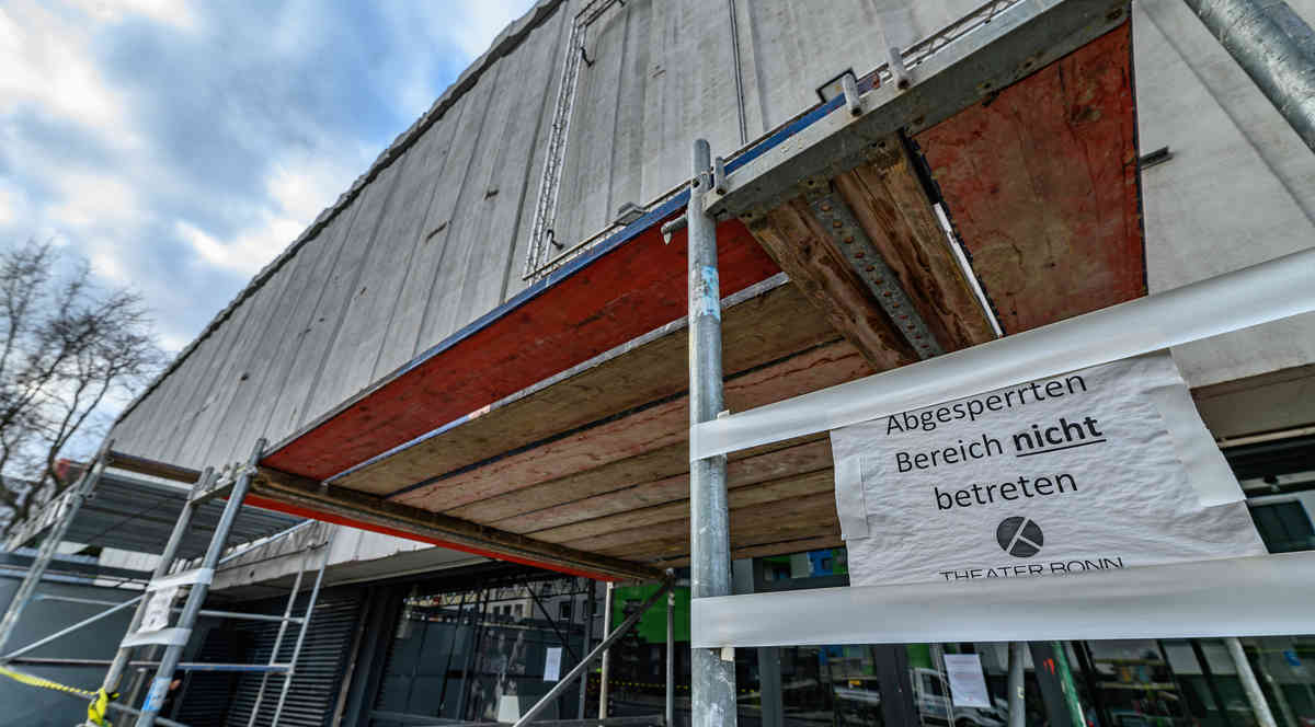 Blow to German opera, as Bonn stays shut until August