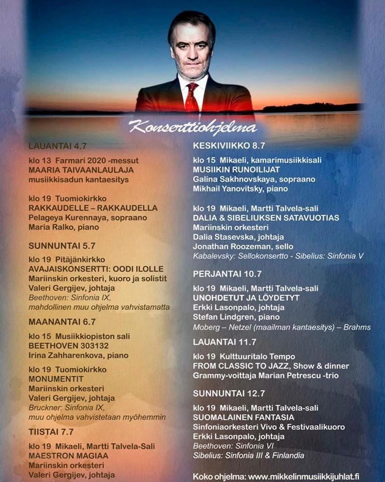 Gergiev pardons anti-Putin conductor