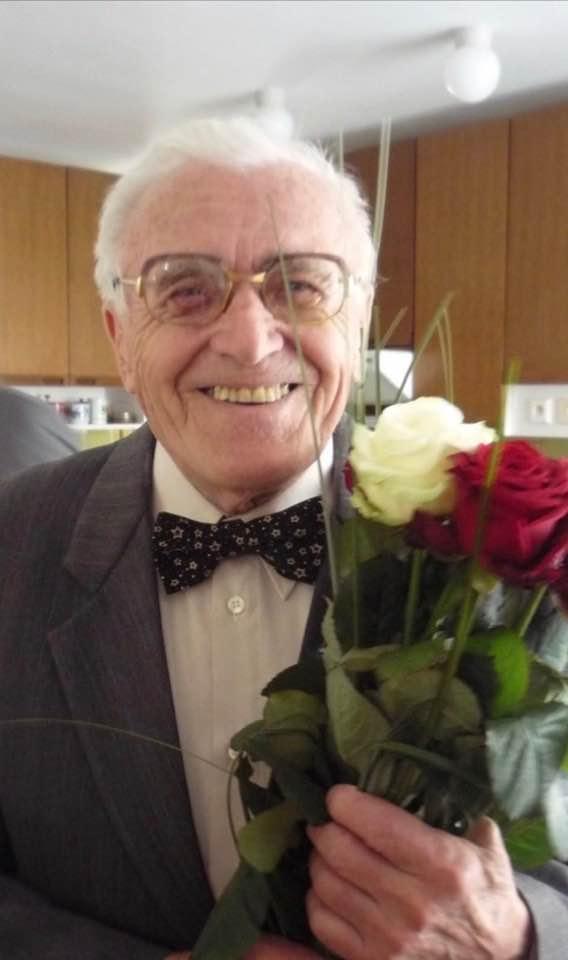 Maestro mourns beloved Grandad