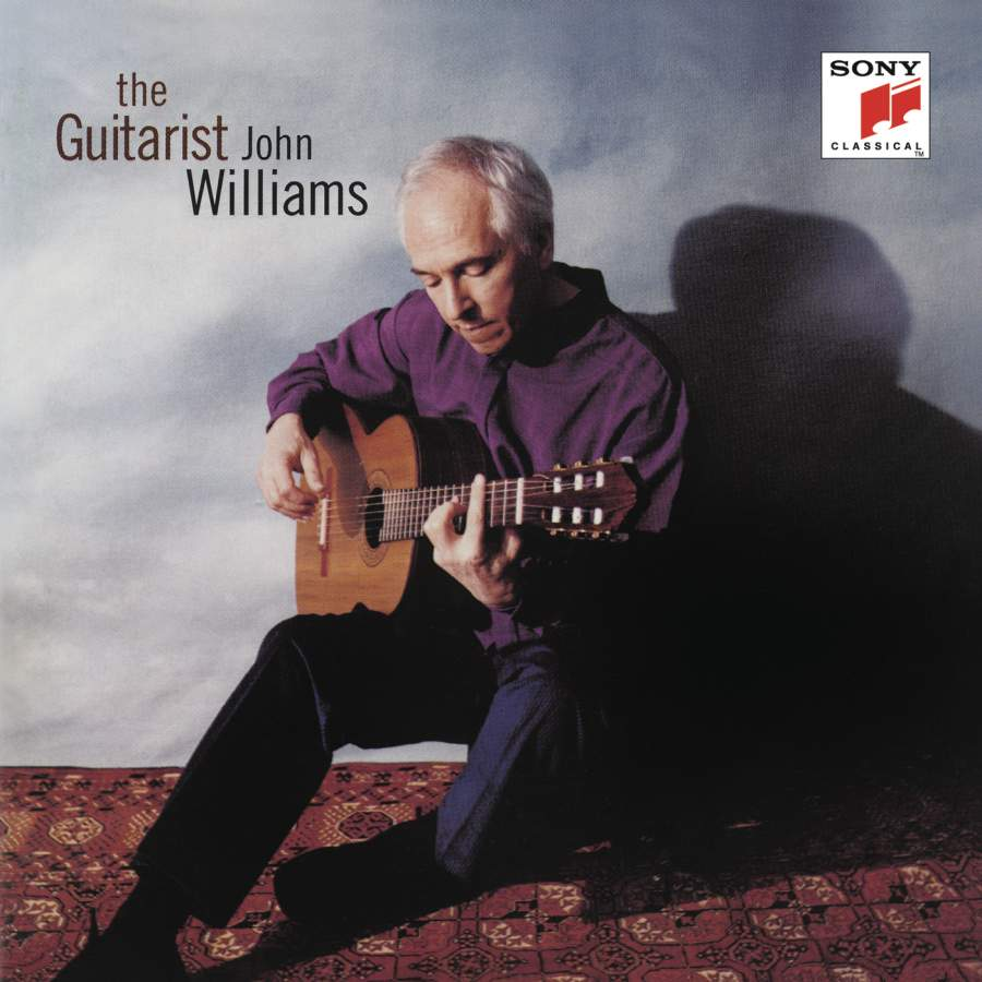 Sony Classical can't tell one John Williams from another